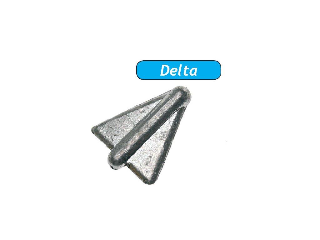 Olovo DELTA (Hmotnost zátěže 22g)
