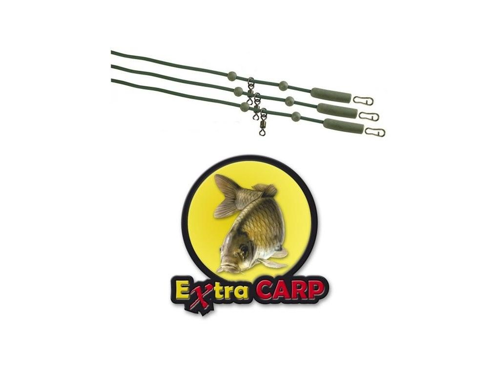 23054 extra carp helicopter rig system pvc tube