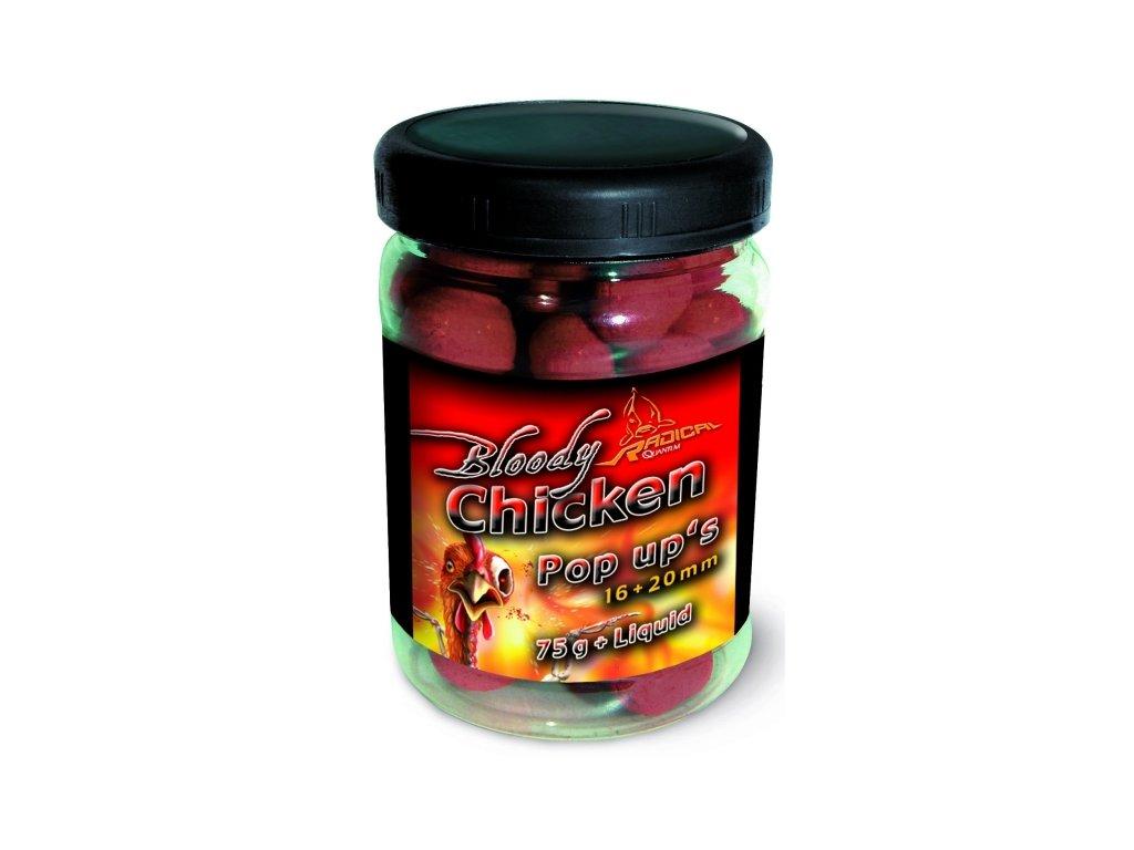 23978 radical bloody chicken pop up