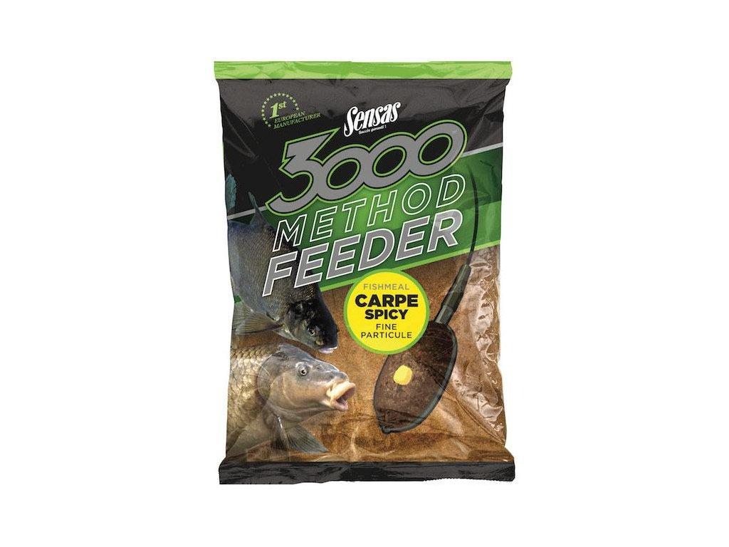 24068 sensas 3000 method feeder carpe spicy