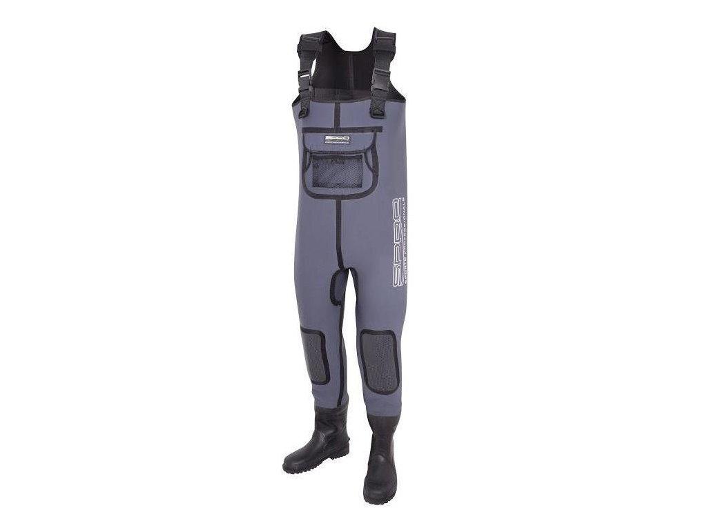 Neoprenové brodící kalhoty SPRO 5mm (Velikost 43)