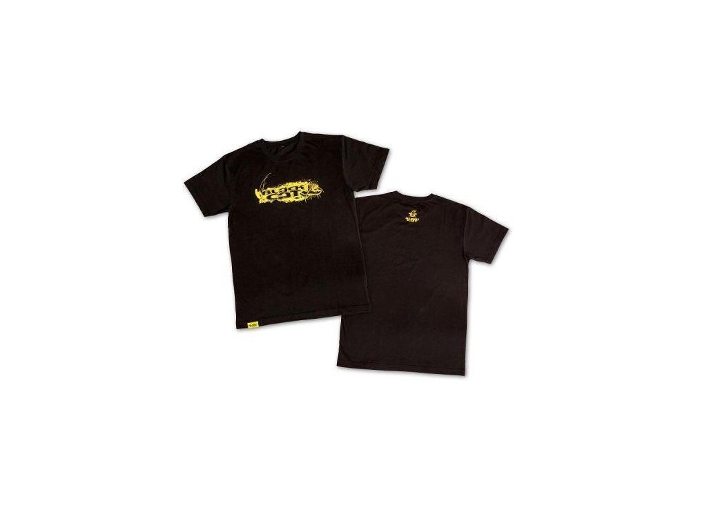 Tričko Black Cat NEW (Textil-velikosti M)