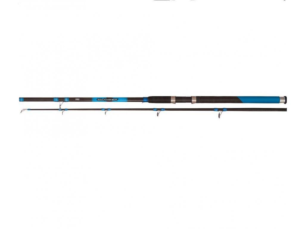3464 zebco saltfisher boat xh 2 4 m 200 500 g 2 dily