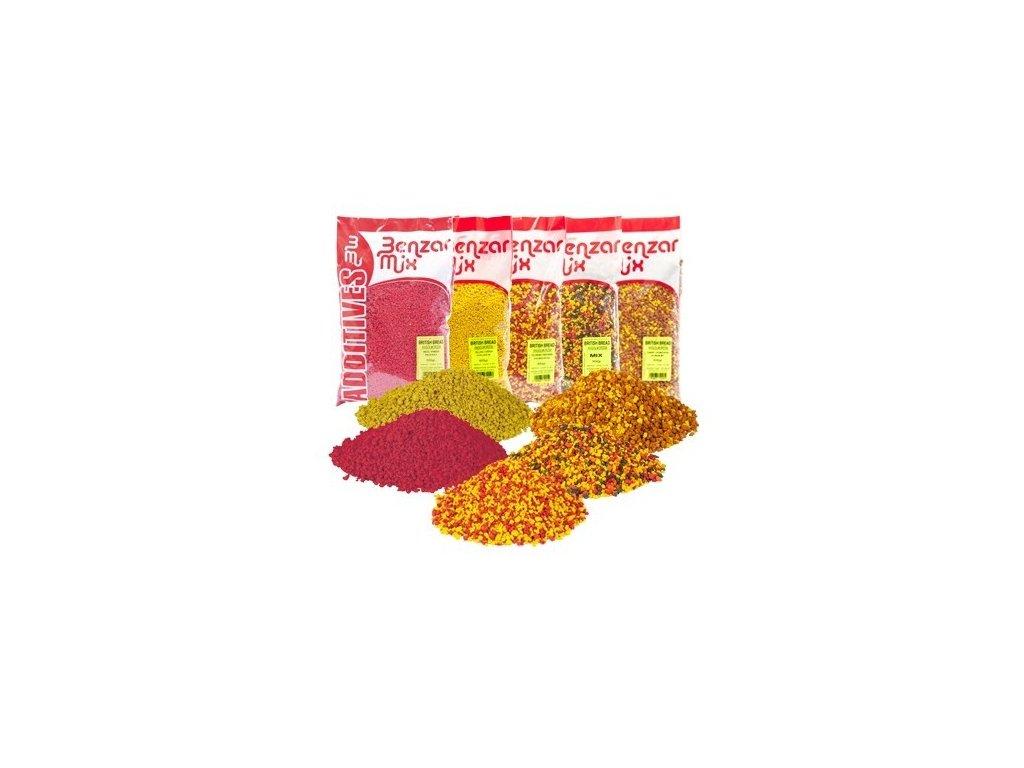 Anglická vločka Timar (Barva Červená)