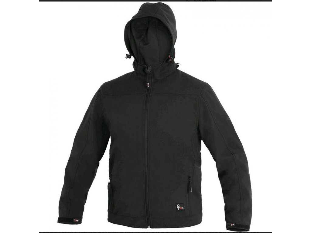 Softshell bunda Lipno (Textil-velikosti M)