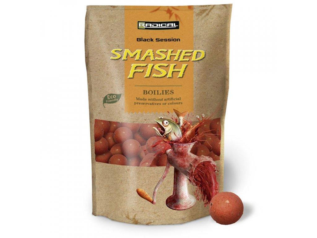 Radical Smashed Fish 1