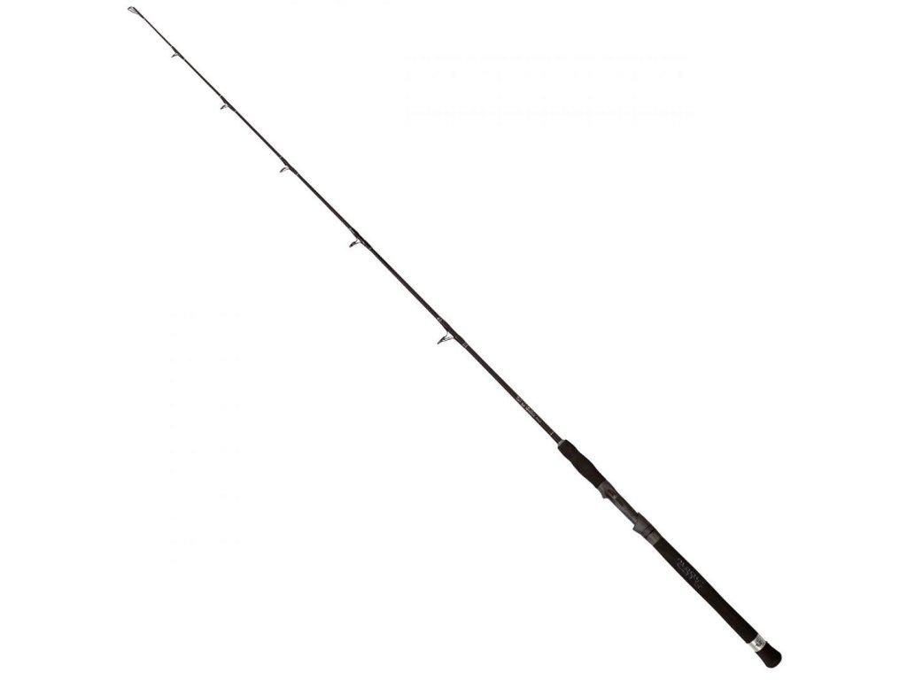 6254 sumcovy prut black cat vertical 1 7m 100 200g