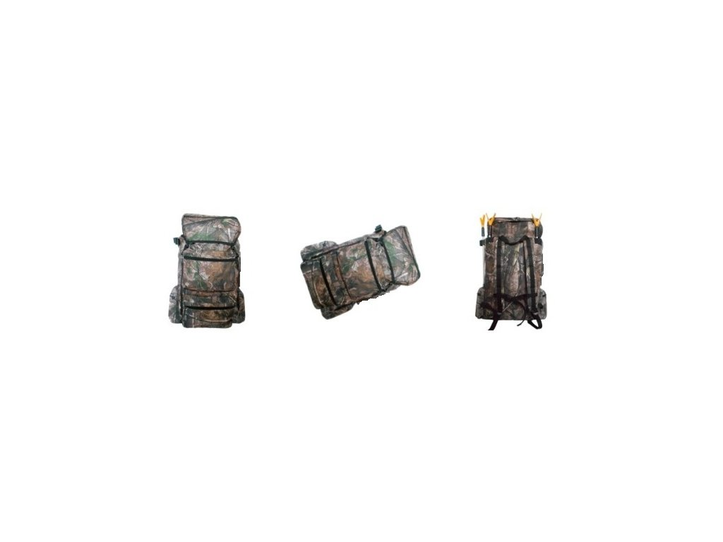 Rybářský batoh VH CZECH 50 (Barva Camu/Maskáč)
