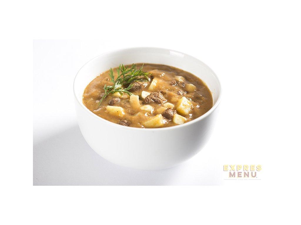 9512 2 porce expres menu gulasova polevka