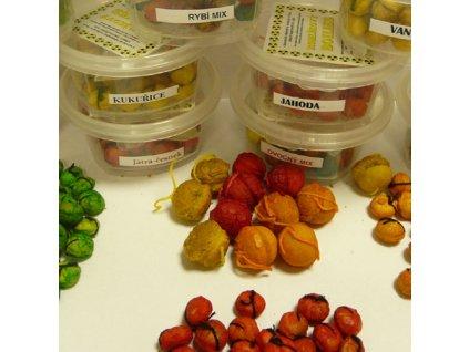 rohlíkové boilies 12mm (Příchutě Ananas)