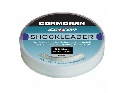 Šokový vlasec Cormoran 65m (Průměr 1mm)
