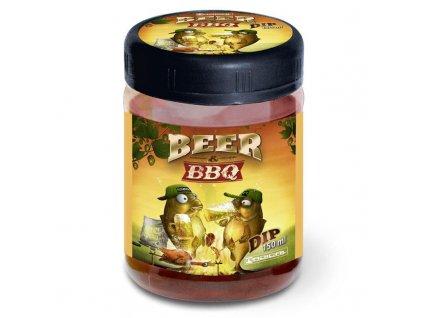 15563 radical beer bbq dip 150ml