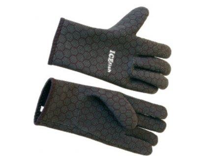 Rukavice Neoprenové LUX (Textil-velikosti L)