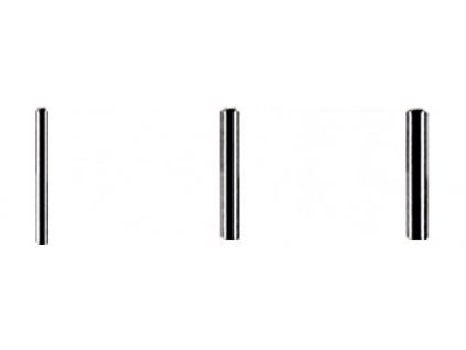 Trubičky na lanka 20ks (Průměr 1mm)