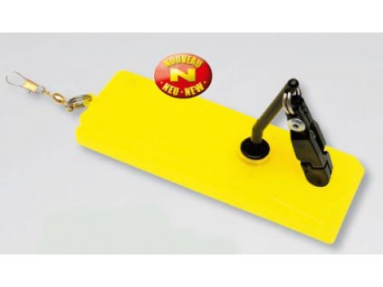 Žlutý pták - side planer (Velikost menší)