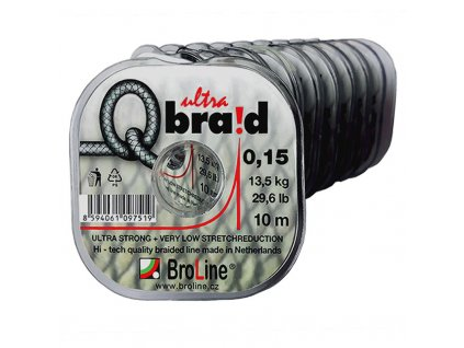 Broline Q Braid 10m