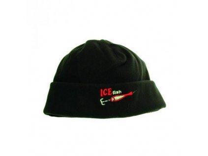 Čepice FLEECE C.S černá (Barva Černá)