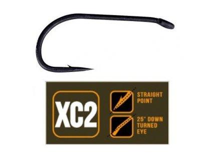 Háček na kaprové montáže Prologic XC2 (Velikost háčku 2)