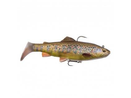 21833 savage gear 4d trout rattle shad 12 5cm 35g dbt