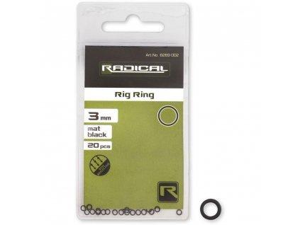 Radical kroužky na háčky (Průměr 5,3mm)