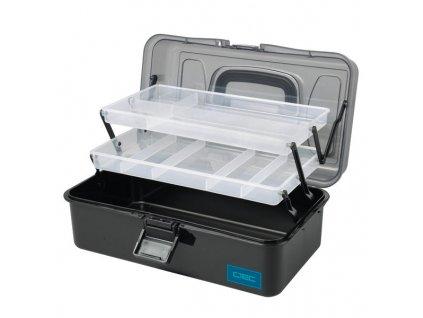 c tec tacklebox 2 tray l 325 x 190 x 146 cm