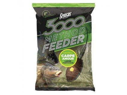 24071 sensas 3000 method feeder carpe amour
