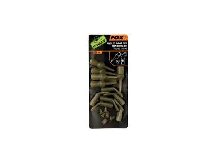 24326 fox edges angled drop off run ring kit trans khaki