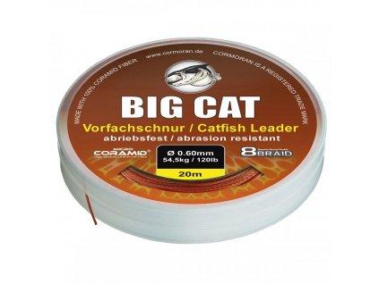 Big Cat návazcová šňůra (Průměr 0,60mm)