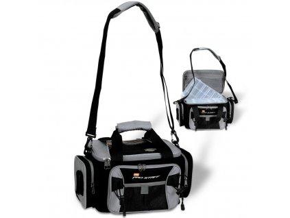 25484 rybarska taska na privlac s boxy zebco pro staff deluxe carry all