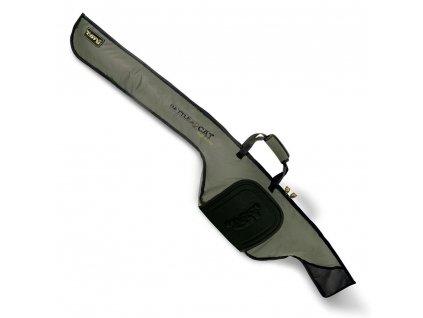 Black Cat Single Rod Bag obal na sumcový prut s navijákem (Délka 155cm)