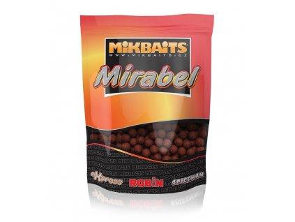 Mikbaits Mirabel boilies 250g 12mm (Příchutě Máslová hruška)