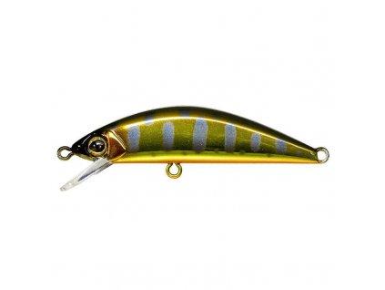 26735 illex tricoroll 4 7cm hw haku gold trout