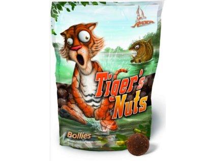 Radical Tigers Nut Boilie 1kg (Průměr 16mm)