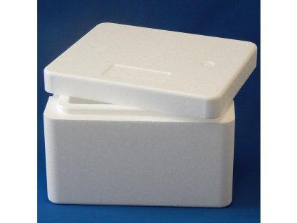 27950 polystyrenova box 3 7l