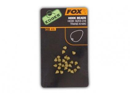 28016 fox zarazky edges hook bead 7 10 trans khaki