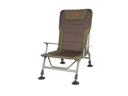 28232 fox kreslo pro rybare duralite xl chair