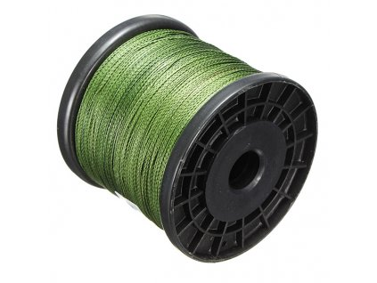 Pletená šňůra Dynema 4X (Průměr 0,10mm 5,4kg)