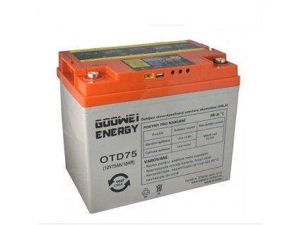 28880 gelova baterie otd 75ah