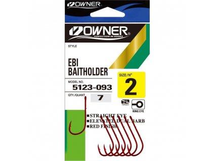 úhořový háček owner 5123 eel