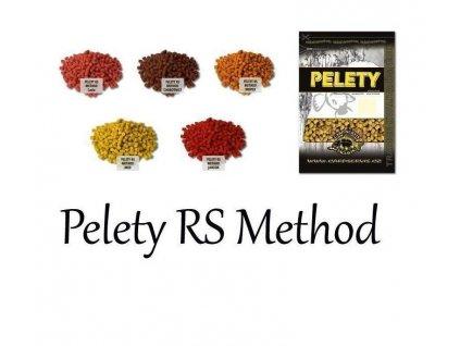 Václavík Method feeder Pelety RS 700g (Příchutě Chobotnice)