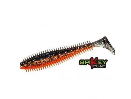 30251 fox rage spikey shad 12cm glitter bug
