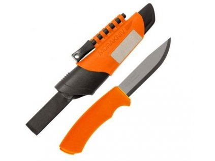 30401 nuz mora bushcraft survival orange