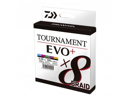Daiwa Tournament Multicolor EVO 1