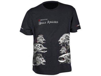 Tričko Hells Anglers mix