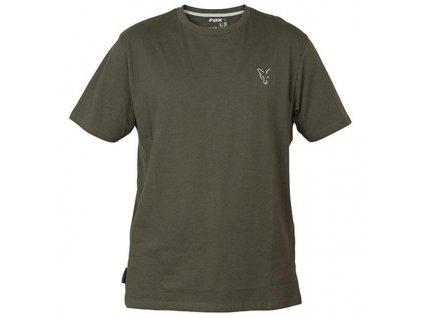 Tričko FOX Green Silver (Velikost L)
