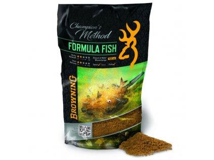 Browning Formula Fish