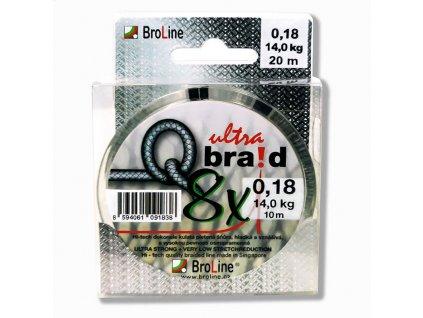 Broline Q Braid Ultra 20m