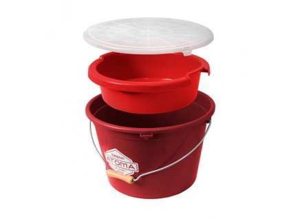 kbelík na krmení delphin atoma