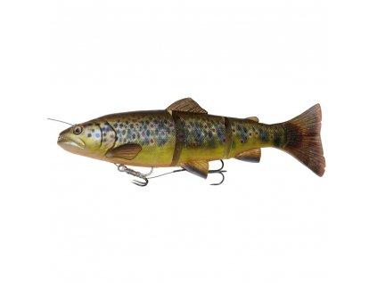 Savage Gear 4D Line-Thru Trout 40cm 685g
