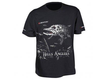 Tričko Hells Anglers Štika